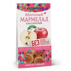 Яблочный мармелад классический, 90г