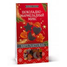 Шоколадно-мармеладный «Микс» , 80г