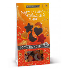 "Мармеладно-шоколадный ""Микс"", 80г"